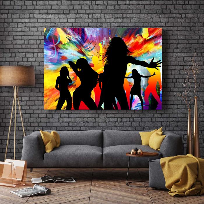 Tablou Canvas - Party People [2]