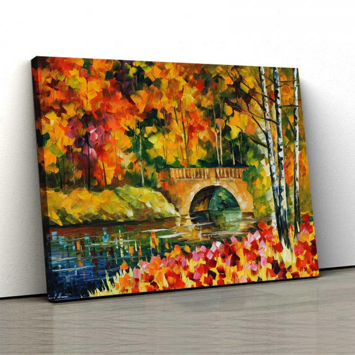 Tablou Canvas - Peisaj De Toamna 0