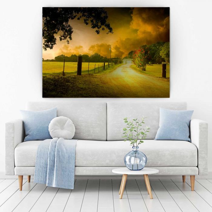 Tablou Canvas - Peisaj Mirific 1