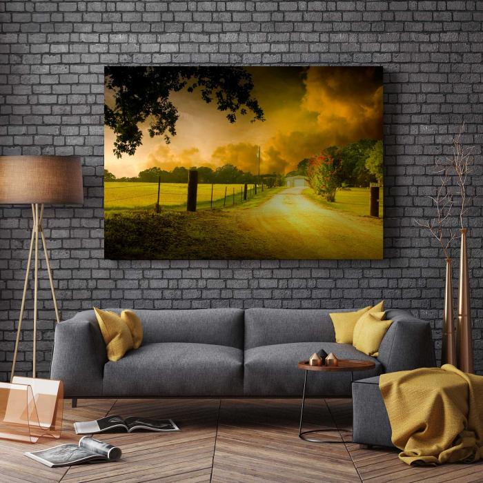 Tablou Canvas - Peisaj Mirific 2