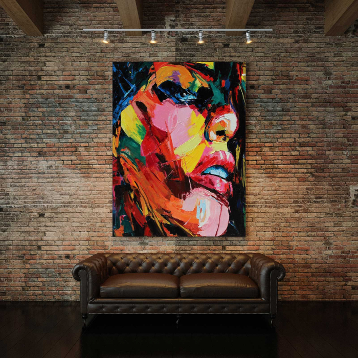 Tablou Canvas - Pictura Abstractă 2
