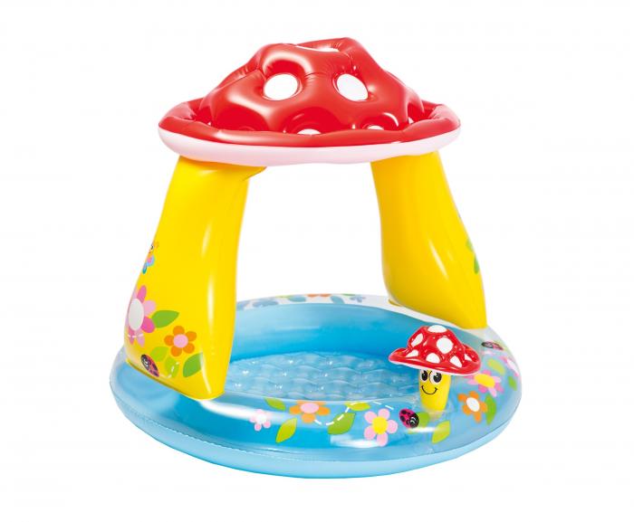 Piscina gonflabila Bella, pentru copii, 102 x 89 cm [2]