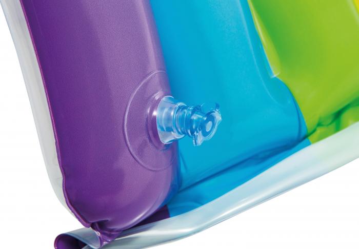 Piscina gonflabila Allcolors, pentru copii, 102 x 89 cm [2]