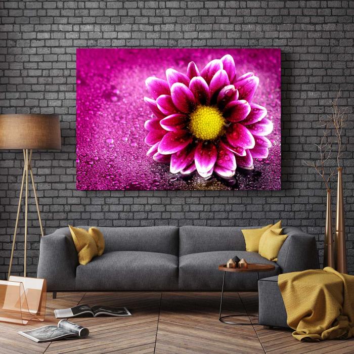 Tablou Canvas - Purlple Flower [2]
