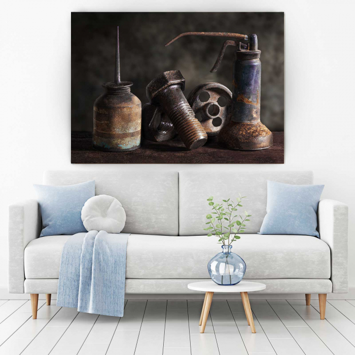 Tablou Canvas - Rusted 1