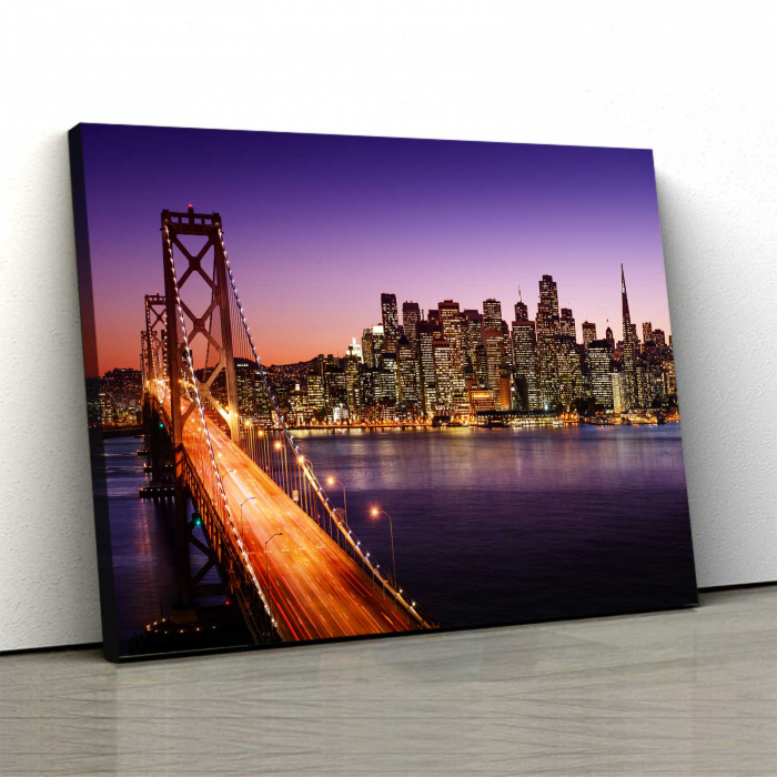 Tablou Canvas - San Francisco 0