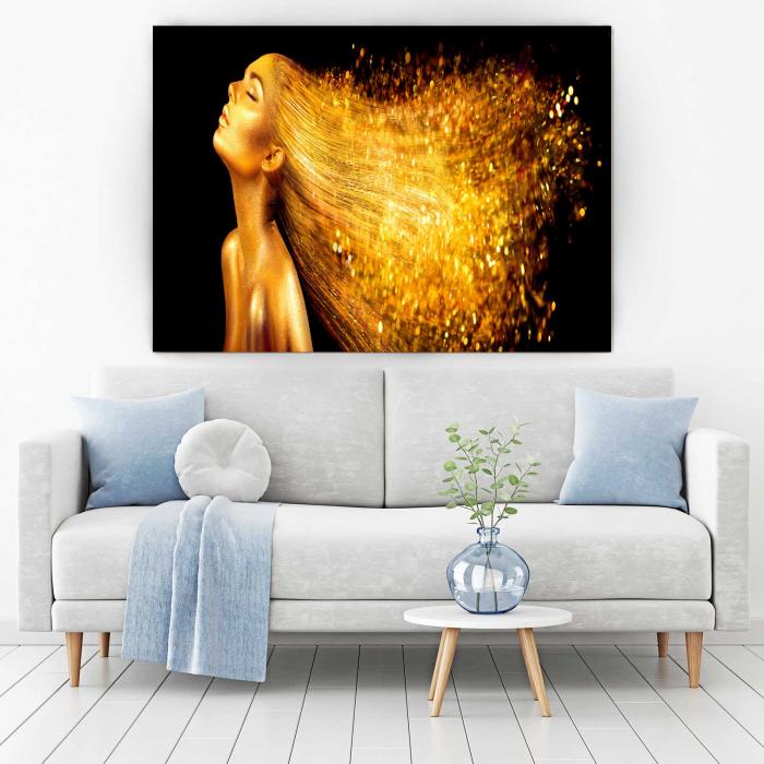 Tablou Canvas - Shine Girl [1]