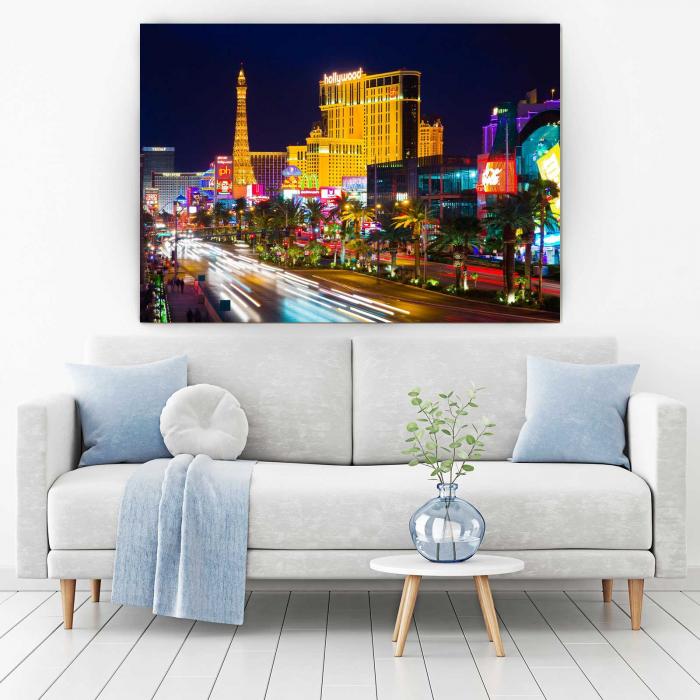Tablou Canvas - Shine, Las Vegas [1]