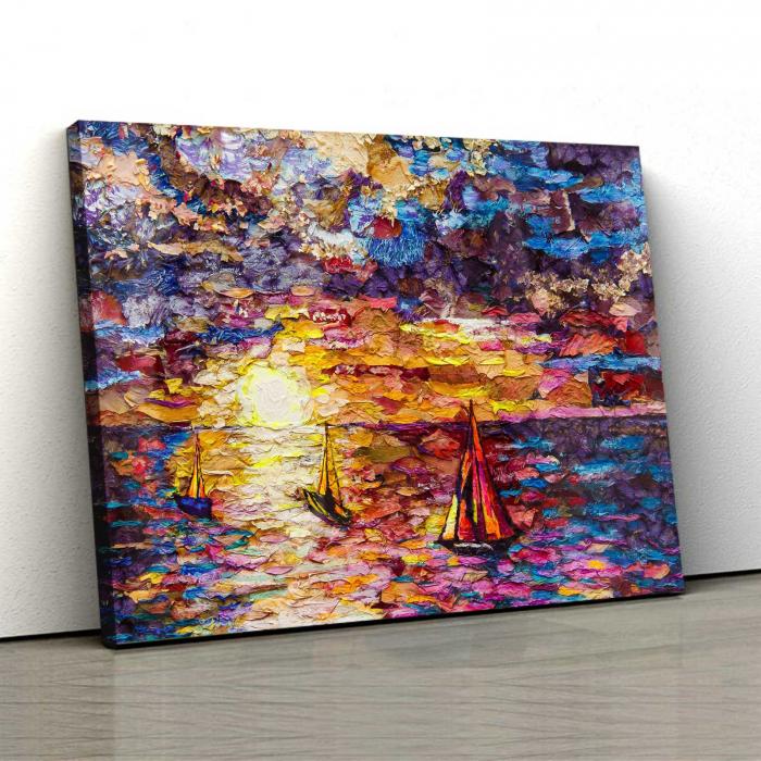 Tablou Canvas - Spanish Paint [0]