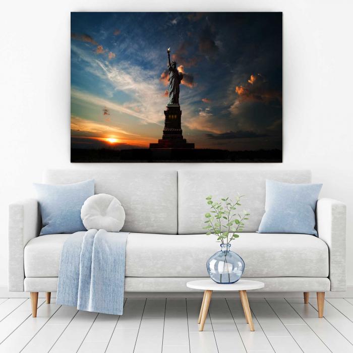Tablou Canvas - Statuia Libertatii 1
