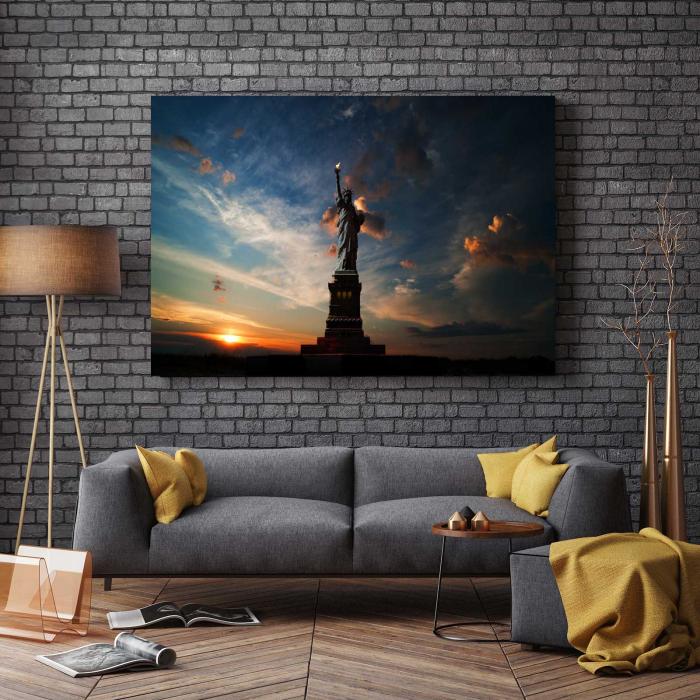 Tablou Canvas - Statuia Libertatii [2]