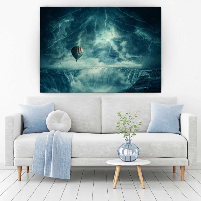 Tablou Canvas - Storm 1