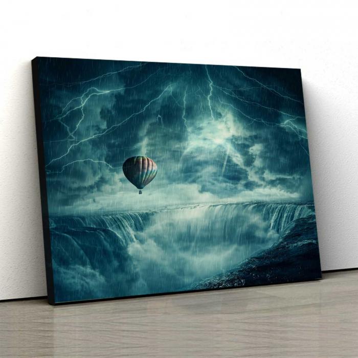 Tablou Canvas - Storm 0