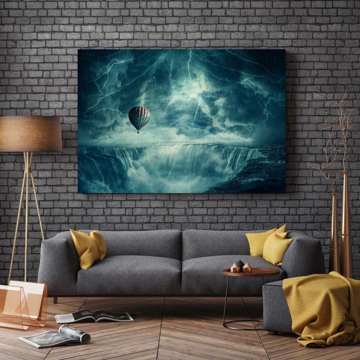 Tablou Canvas - Storm 2