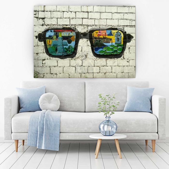 Tablou Canvas - Sunglasses 1
