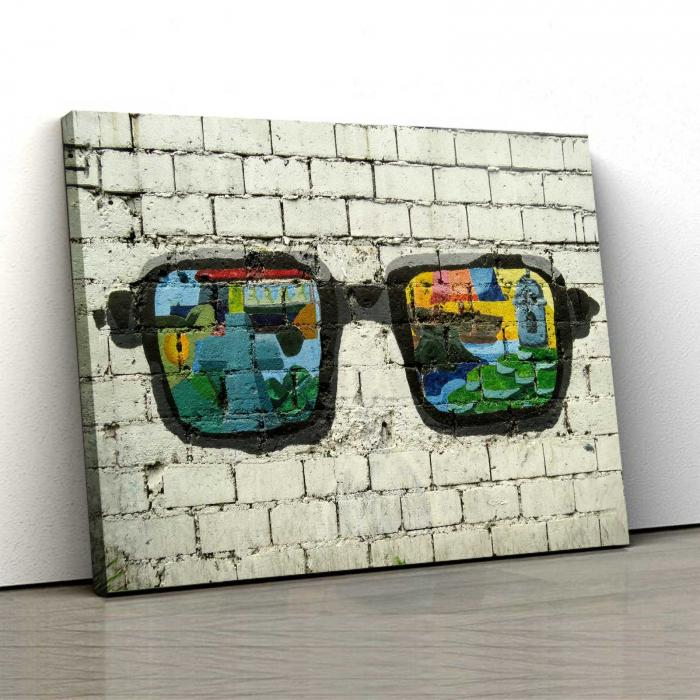 Tablou Canvas - Sunglasses 0