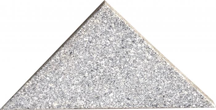 Suport umbrela, granit, forma triunghiulara, 65 x 47 x 4.75 cm 0