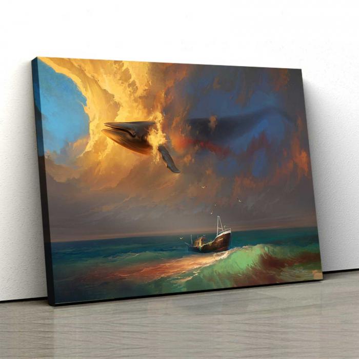 Tablou Canvas - Suprarealism [0]