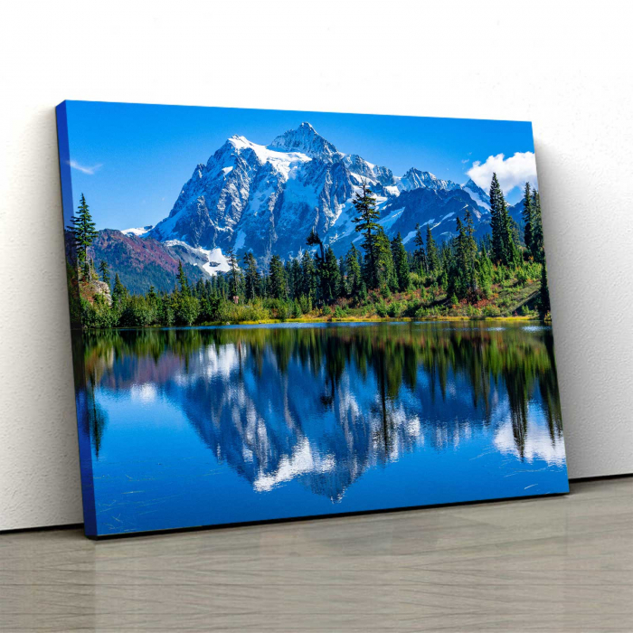 Tablou Canvas - Mystical Mountains [0]