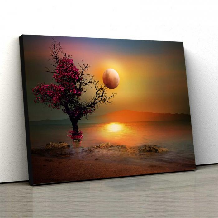 Tablou Canvas - Moonlight Dream 0