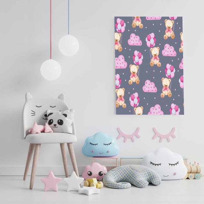 Tablou Canvas Copii - Happy [1]