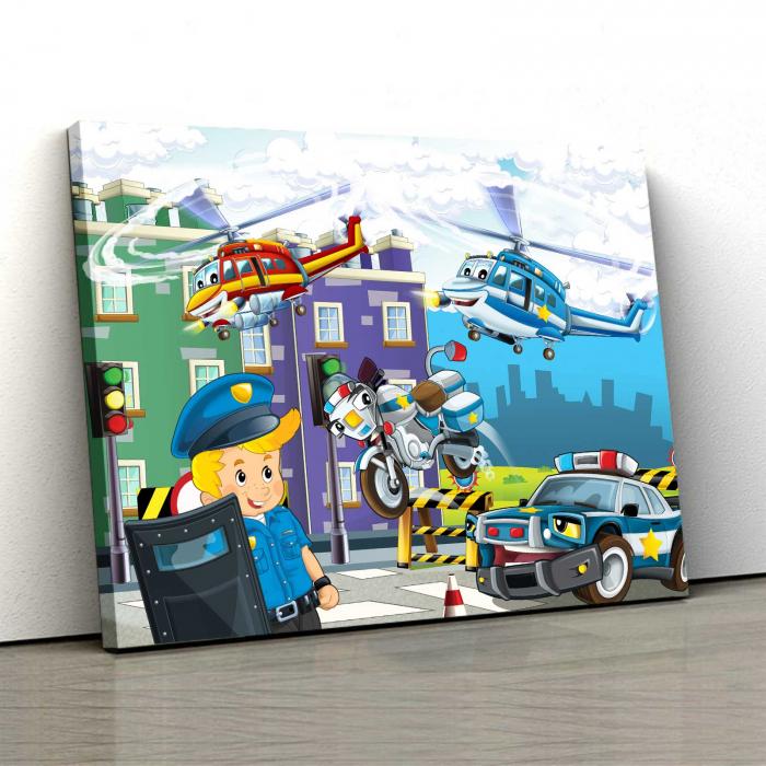 Tablouri Canvas Copii - Cars [0]