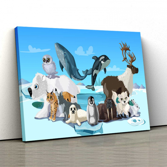 Tablouri Canvas Copii - Ice [0]