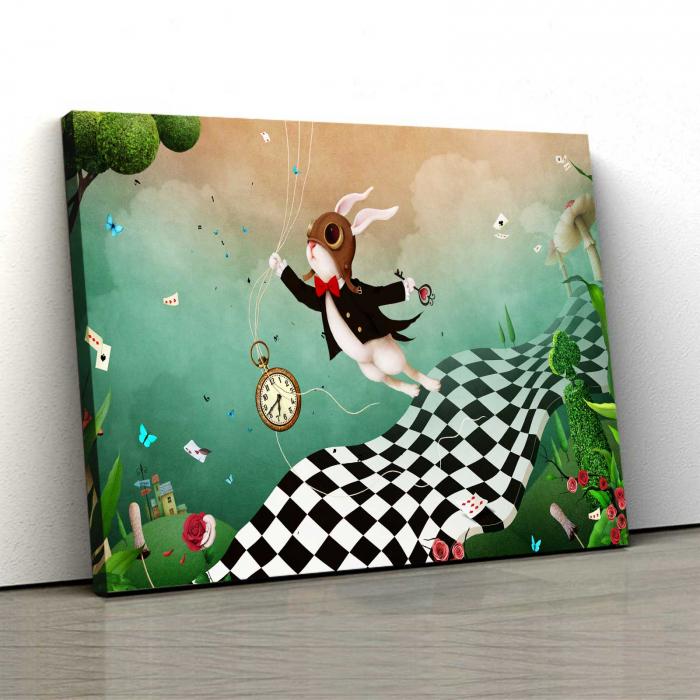 Tablou Canvas Copii - Wonderland [0]