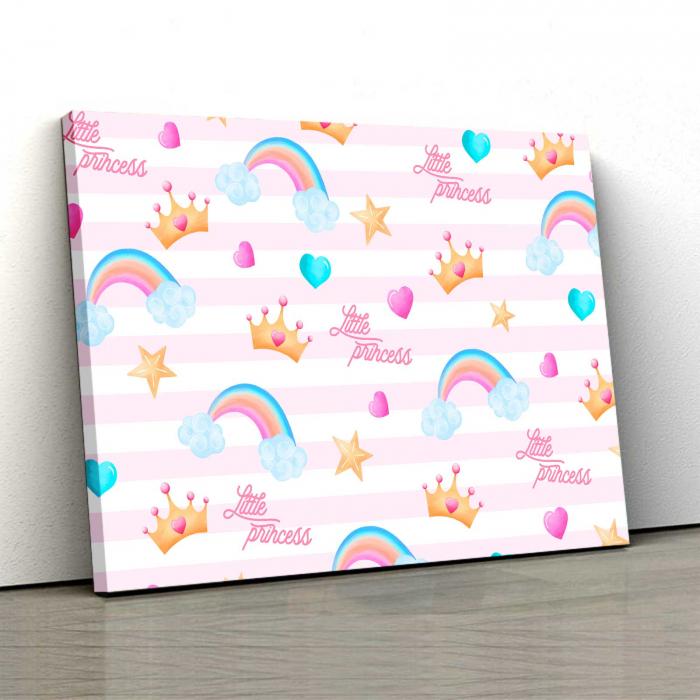 Tablouri Canvas Copii - Little Princess 0
