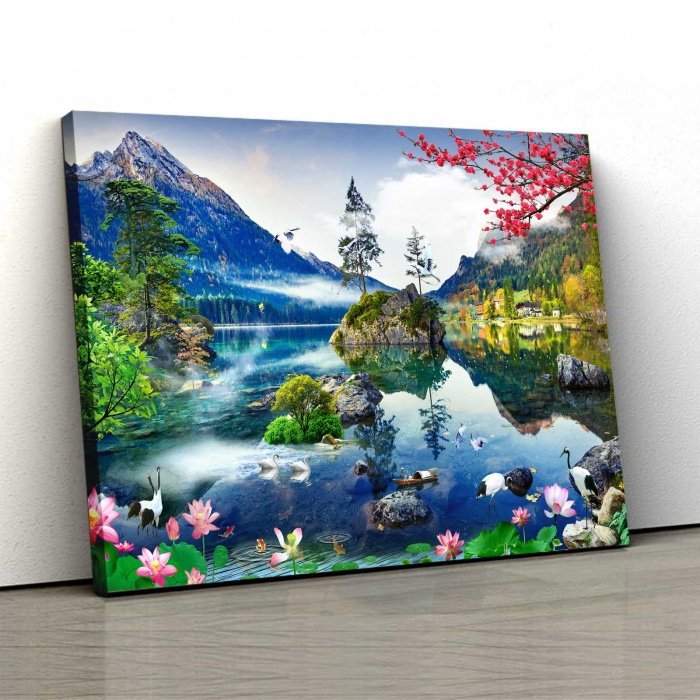 Tablou Canvas - Wonderfull Nature 0