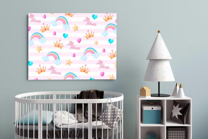Tablouri Canvas Copii - Little Princess 2