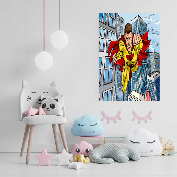Tablou Canvas Copii - Superman 2