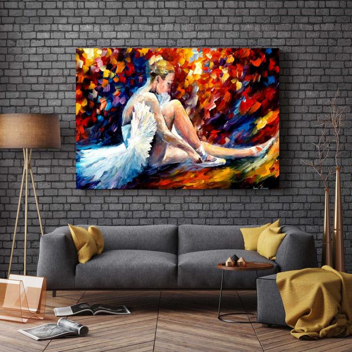 Tablou Canvas - Tanara Balerina 2
