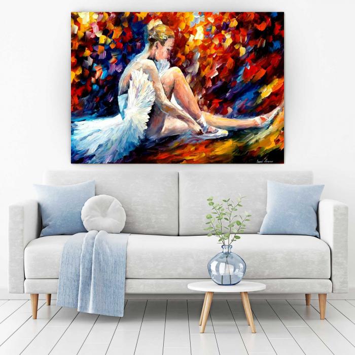 Tablou Canvas - Tanara Balerina 1