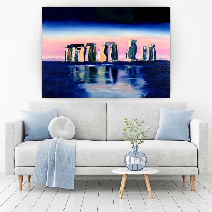 Tablou Canvas - The Stones 1