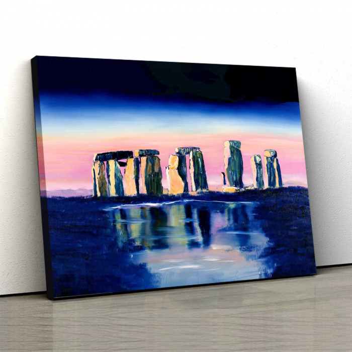 Tablou Canvas - The Stones 0