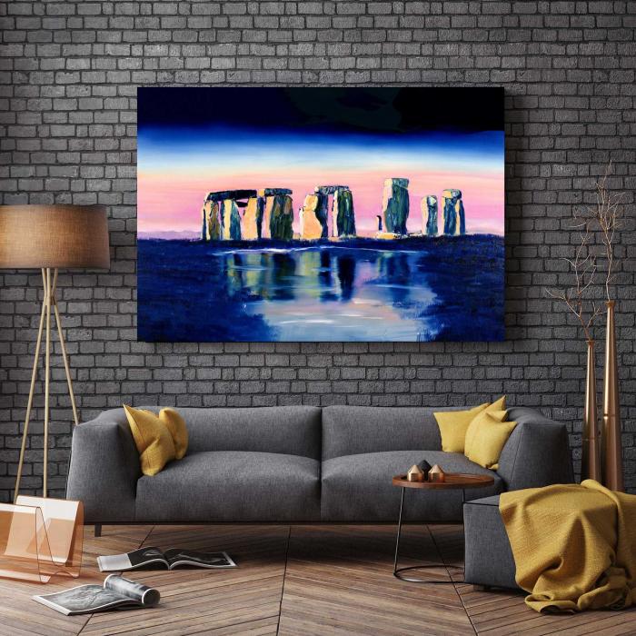 Tablou Canvas - The Stones 2