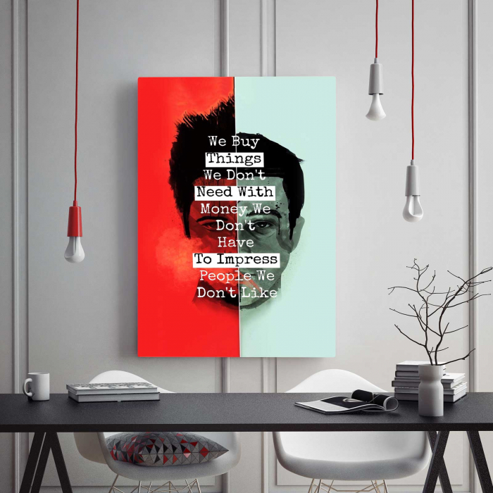 Tablou Canvas - Things 1
