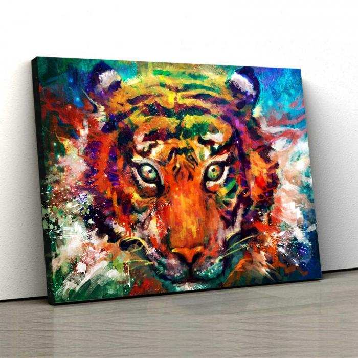 Tablou Canvas - Tiger 0