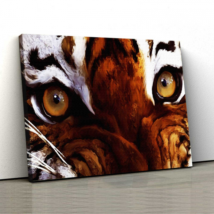 Tablou Canvas - Tiger Eyes [0]