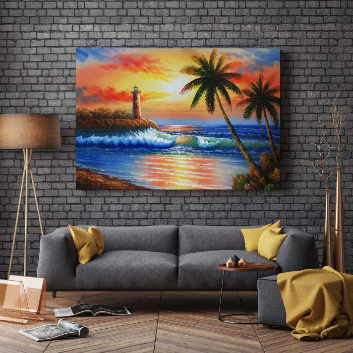 Tablou Canvas - Tropical [2]