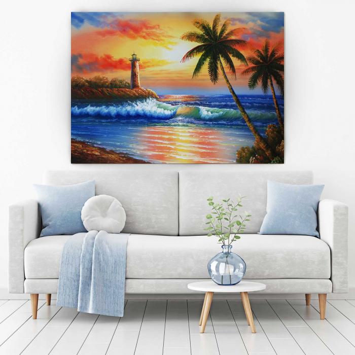 Tablou Canvas - Tropical [1]