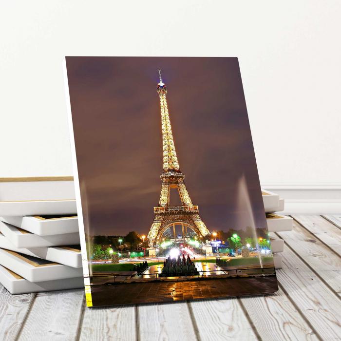 Tablou Canvas - Turnul Eiffel 0
