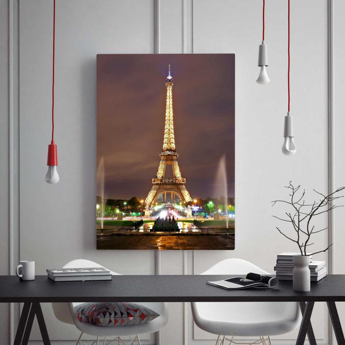 Tablou Canvas - Turnul Eiffel 1