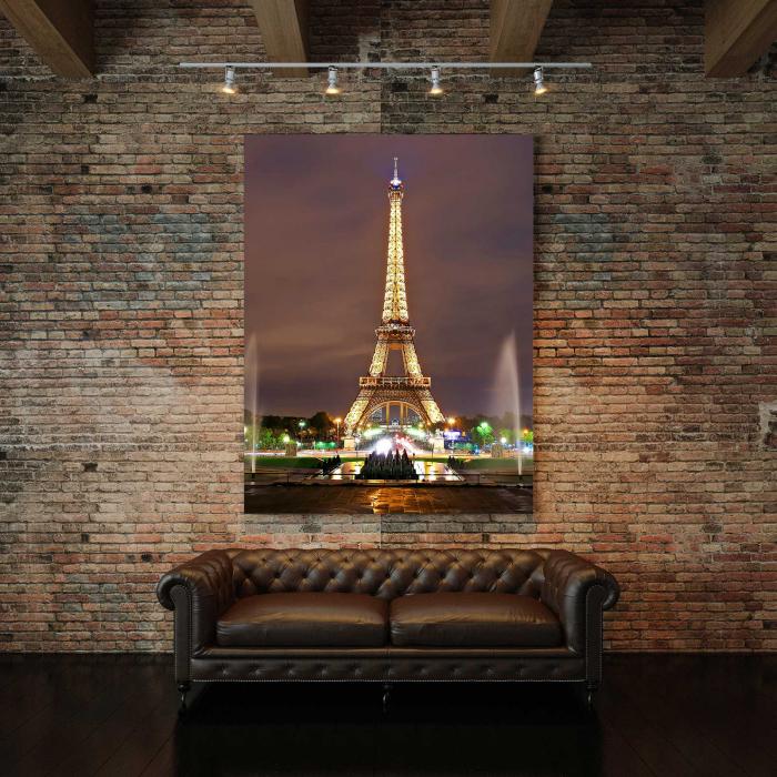 Tablou Canvas - Turnul Eiffel 2