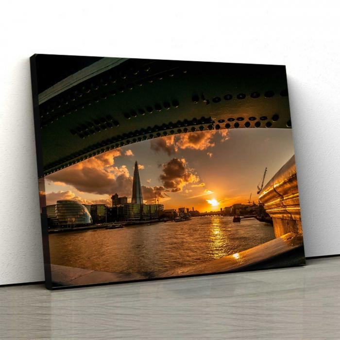 Tablou Canvas - Under The Bridge [0]