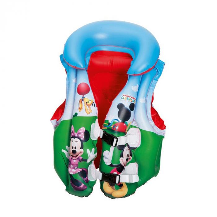 Vesta gonflabila inot pentru copii Mickey Mouse [0]
