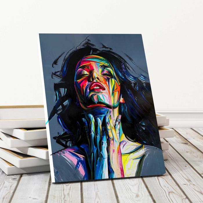 Tablou Canvas - Young Girl 0