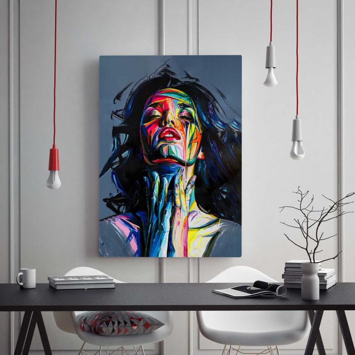 Tablou Canvas - Young Girl 1