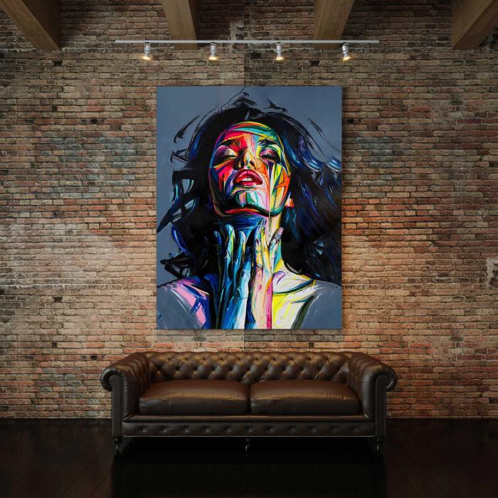 Tablou Canvas - Young Girl 2
